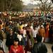 Festival Hindu, que nao pudemos entrar