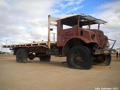 Chevrolet Blitz (LukeRobinson1) Tags: chevrolet tom truck australia blitz trucking maree kruse lakeeyretrip