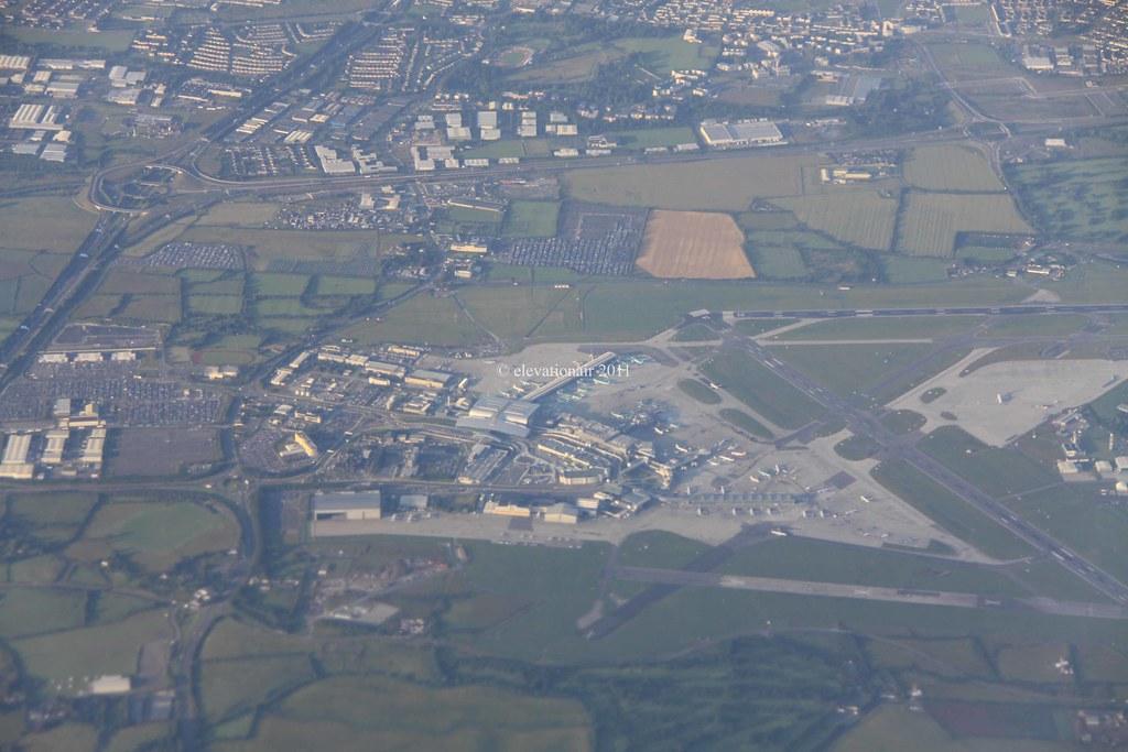 Dublin Airport - Aerial