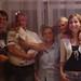 Roy, Rolf, Munique, Kornelia e Michelle