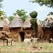 Povo Somba e suas tatas -casas- no norte de Benin