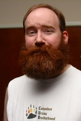 Mike's Wonder Ginger Beard (Mike WMB) Tags: 2005 bear beard ginger furgams