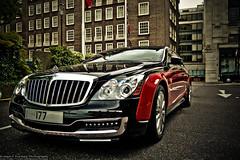 Xenatec Maybach 57S Coup (kurzew) Tags: uk england sexy london car super exotic coupe coup maybach grzegorz 57s hypercar worldcars kurzweg kurzew xenatec