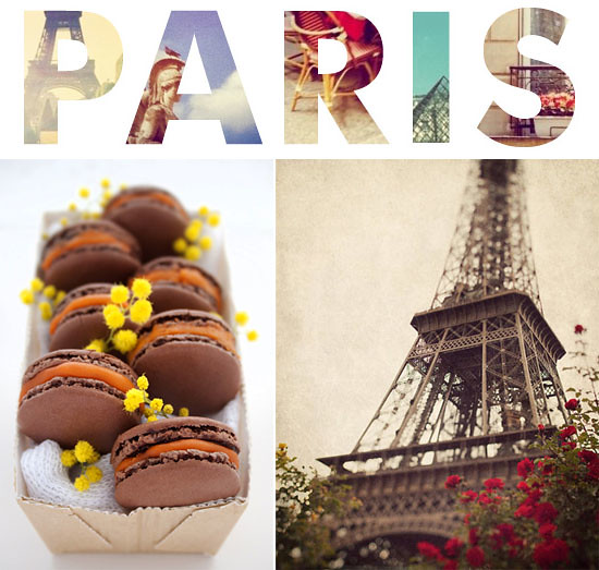Paris inspiration
