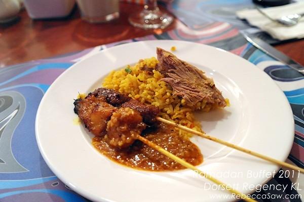Dorsett Regency KL - Ramadan buffet-72
