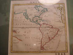 "Early Map of Americas • <a style=""font-size:0.8em;"" href=""http://www.flickr.com/photos/51721355@N02/5940927107/"" target=""_blank"">View on Flickr</a>"