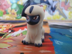 IMG_2186 (Copier) (pkm_absolution) Tags: kids shiny center plush figure pokemon shiney figurine tomy collector customs bandai peluche banpresto absol chromatique