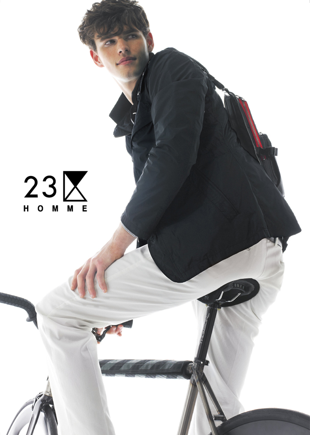 Robert Rae0135_23区 HOMME 2011 Spring & Summer Collection