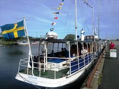 Sailing Vanern from Mariestad to Sjötorp #1
