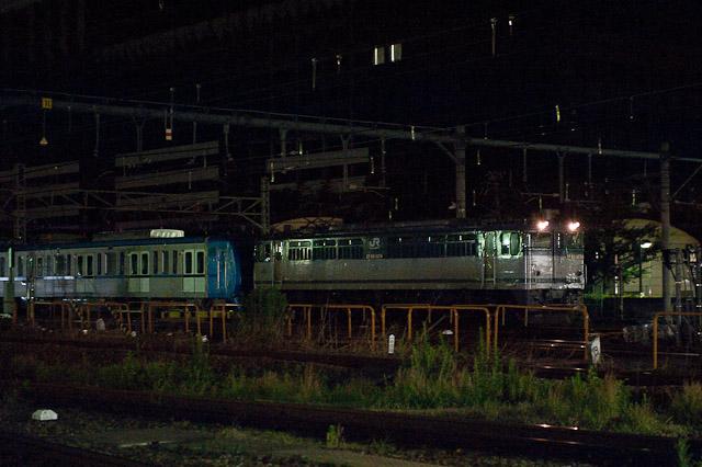東京メトロ東西線15000系15113F 甲種輸送