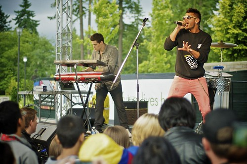 Surrey Fusion Fest 2011: Dirty Radio