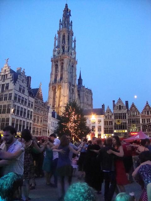 Antwerpen 11 juli 2011 - 26