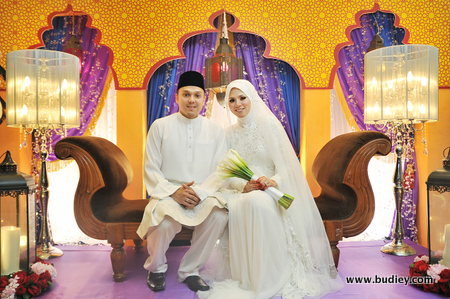 Nurul Syuhada Kahwin