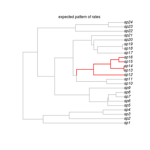 Showcasing the latest phylogenetic methods: AUTEUR