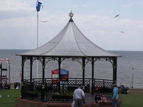 Hunstanton - The Green - Bandstand