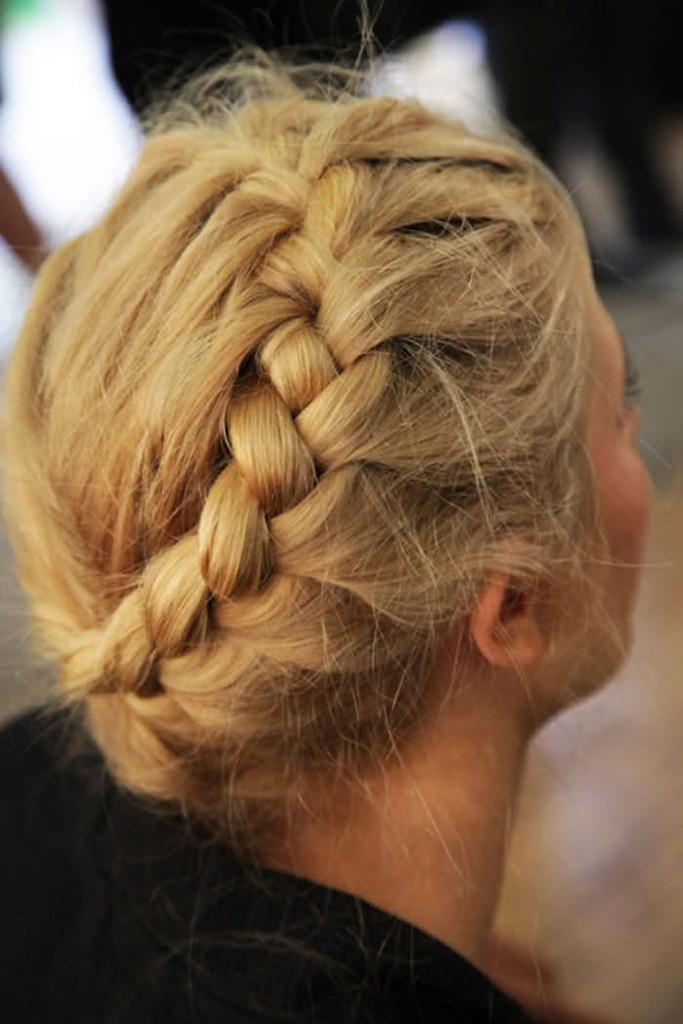 Pretty hairs.