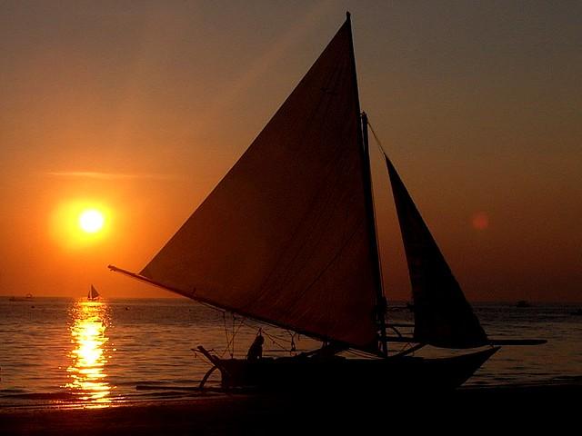 Boracay sunset forever