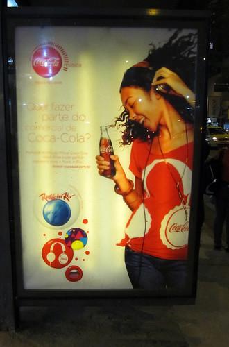 Rock in Rio Coca-Cola Fast Campaing Rio de Janeiro July 2011 - 3 by roitberg
