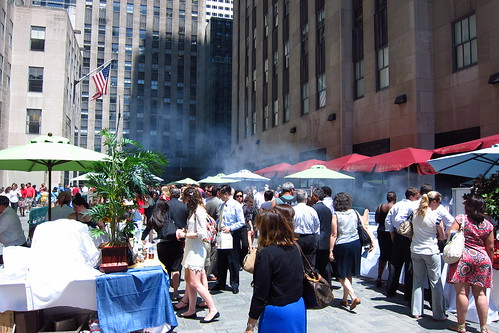 Taste of Rock Center