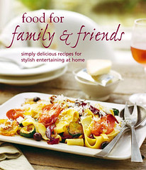 Food for Family & Friends book cover