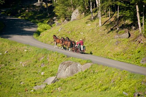 Mt Washington Carriage Road Weekend 2011