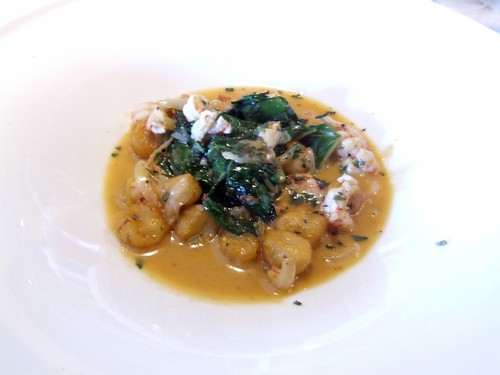 Haven - crawfish gnocchi