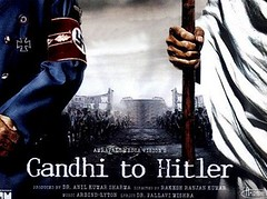 [Poster for Gandhi to Hitler]