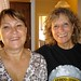 As mamis: Arlette e Leones