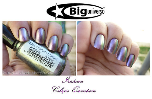 Iridium - Big Universo + Licor de Cassis - Colorama