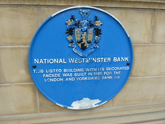 Photo of Blue plaque number 7503