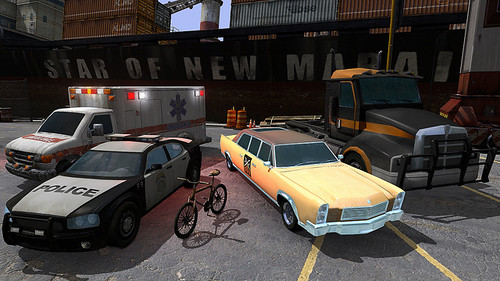 Infamous 2 Gets Free UGC Vehicles Pack and Search Function