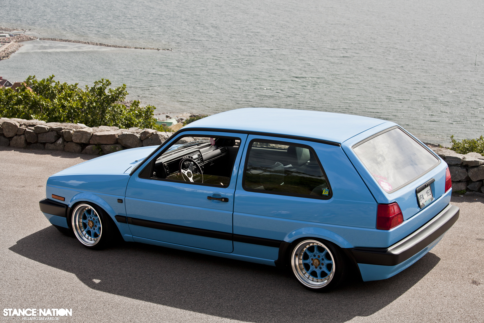 Static & Sexy // Reppin' Sweden! | StanceNation™ // Form > Function