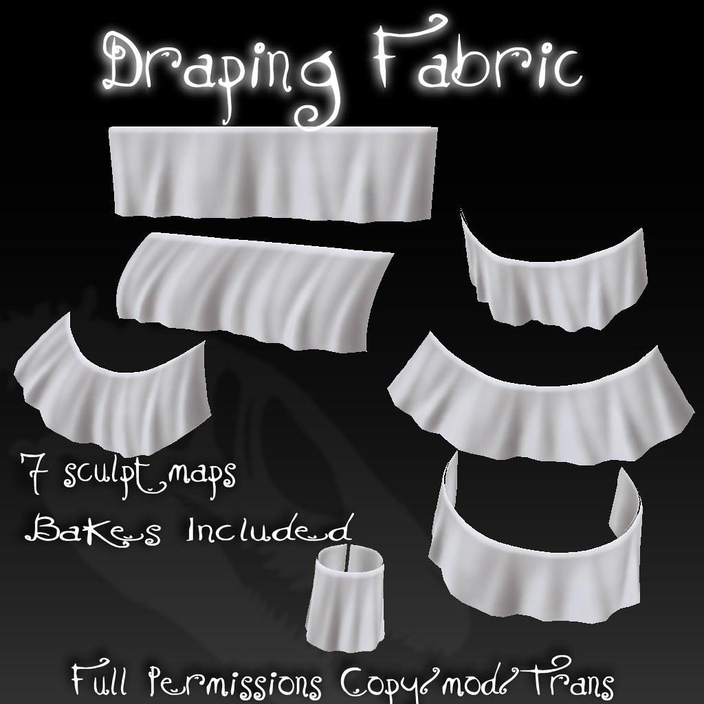 Draping Fabric ad