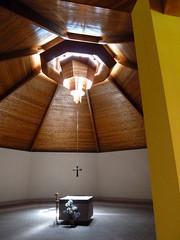 The Altar (Vasik SLO) Tags: california bigsur chapel altar monastery retreat sacred saintbenedict benedectine newcamaldolihermitage santaluciamountain sacredretreat