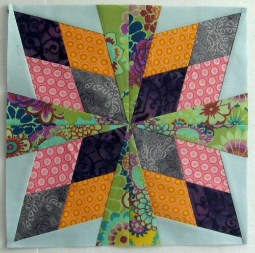 Arkansas Traveler Block, #6 in Summer Sampler Series