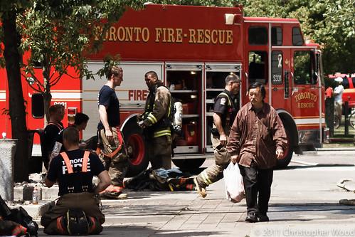 Brunswick Ave. Fire IV