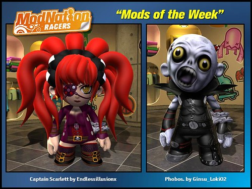 Mods of the Week