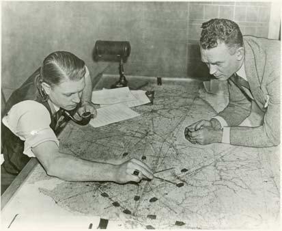 75 Aniversario control aéreo en EE.UU.