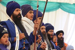 065_parkash_2011_day3 (SikhRoots) Tags: uk london video photos roots ranjit sikh hayes audio sant kala southall baba singh chardi 2011 ragi ravinder parkash smagam kalaa jatha hazoori dhadrianwale sikhroots