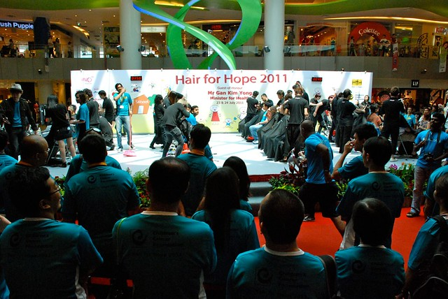 Hair for Hope 2011 ~ 23/07/2011