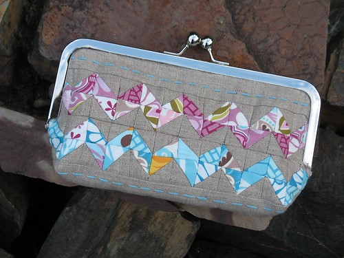A Zig and a Zag clutch