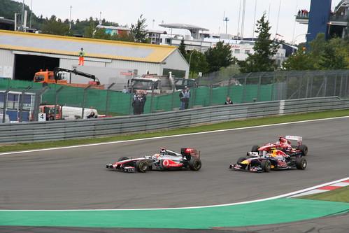 German GP Sunday