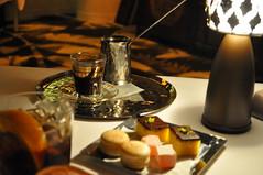 Melbourne (Kat n Kim) Tags: coffee dinner restaurant momo australia melbourne victoria moorish vic petitfours turkishcoffee middleeastern arabesque tastingmenu coursemenu gregmalouf