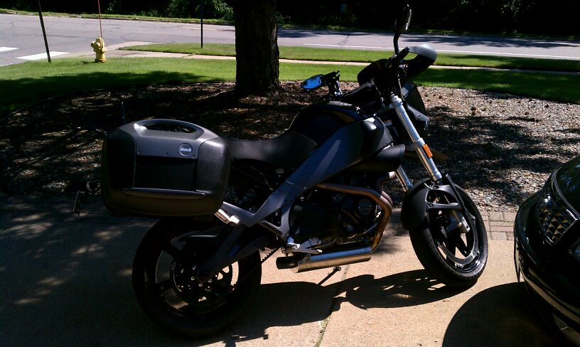 Buell Forum: Drummer Exhaust