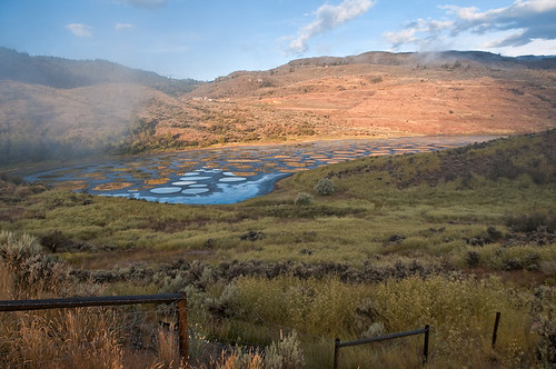 spotted lake  by petetaylor