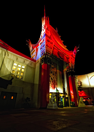 Chinese Theater by DisHippy