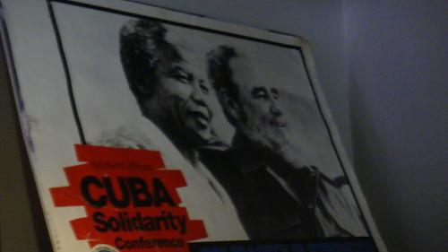 Castro and Mandela