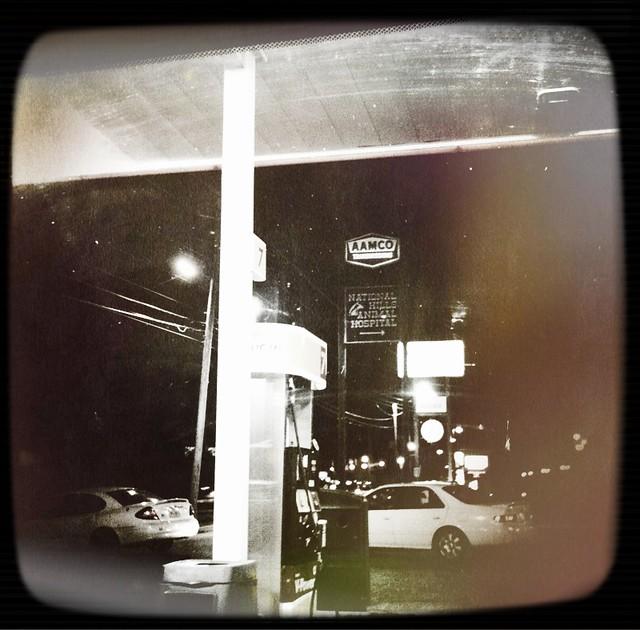 Augusta, GA Gas Station