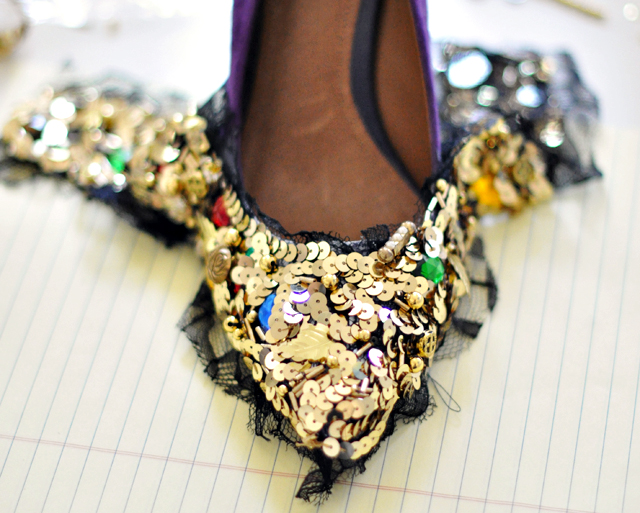 Dolce and Gabbana Embellished Pumps-Shoes-DIY-12