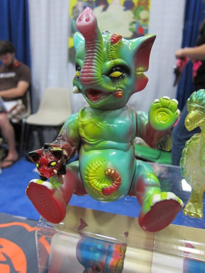 Paul Kaiju at SDCC 2011